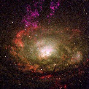 La galaxie E9xbhfda