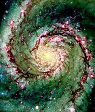 La galaxie Uc033n6d